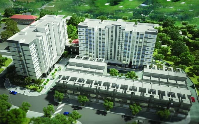 Các dự án nhà ở xã hội ở Quy Nhơn - Bình Định 2019 5
