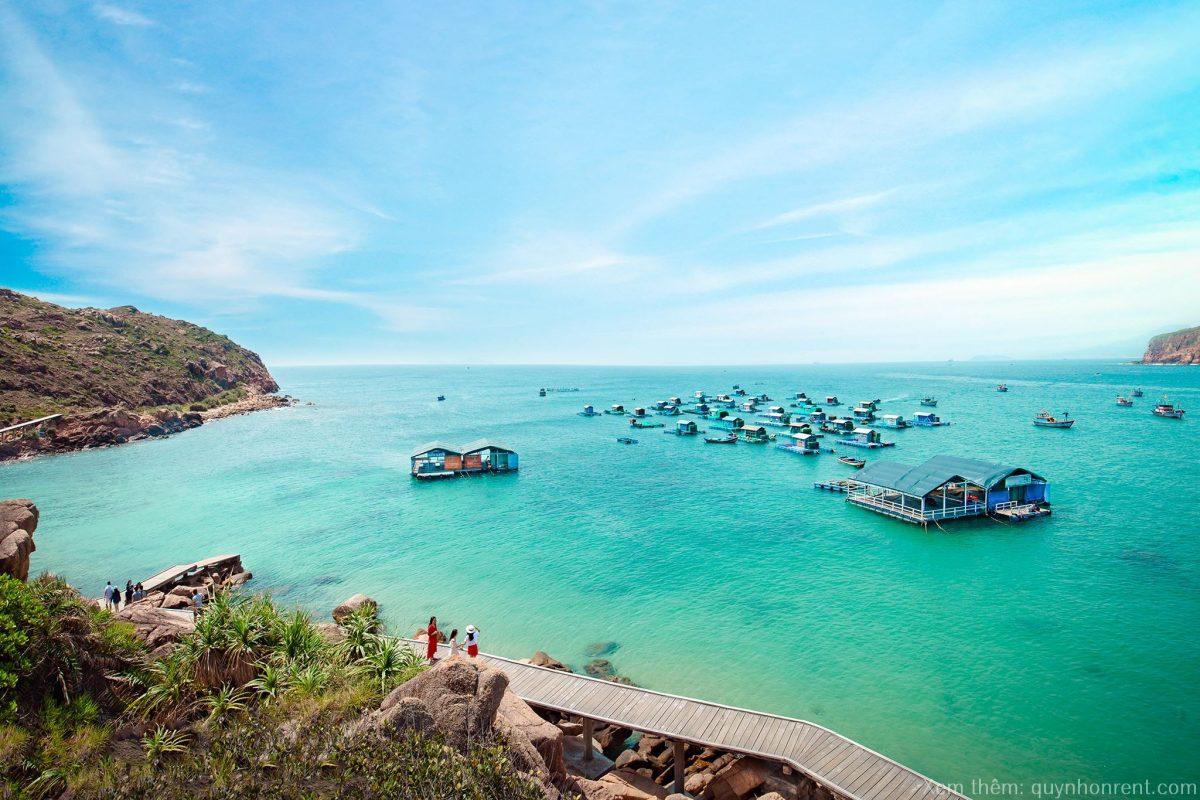 Cảnh đẹp Quy Nhơn Bình Định không thể không xem 8