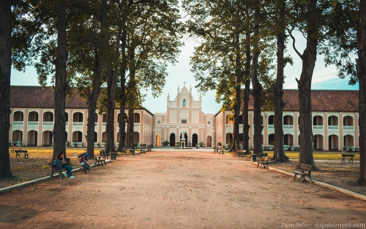 Cảnh đẹp Quy Nhơn Bình Định không thể không xem 10