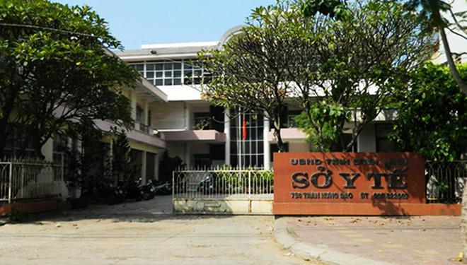 Sở Y tế Bình Định