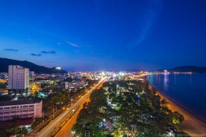 Cảnh đẹp Quy Nhơn Bình Định không thể không xem