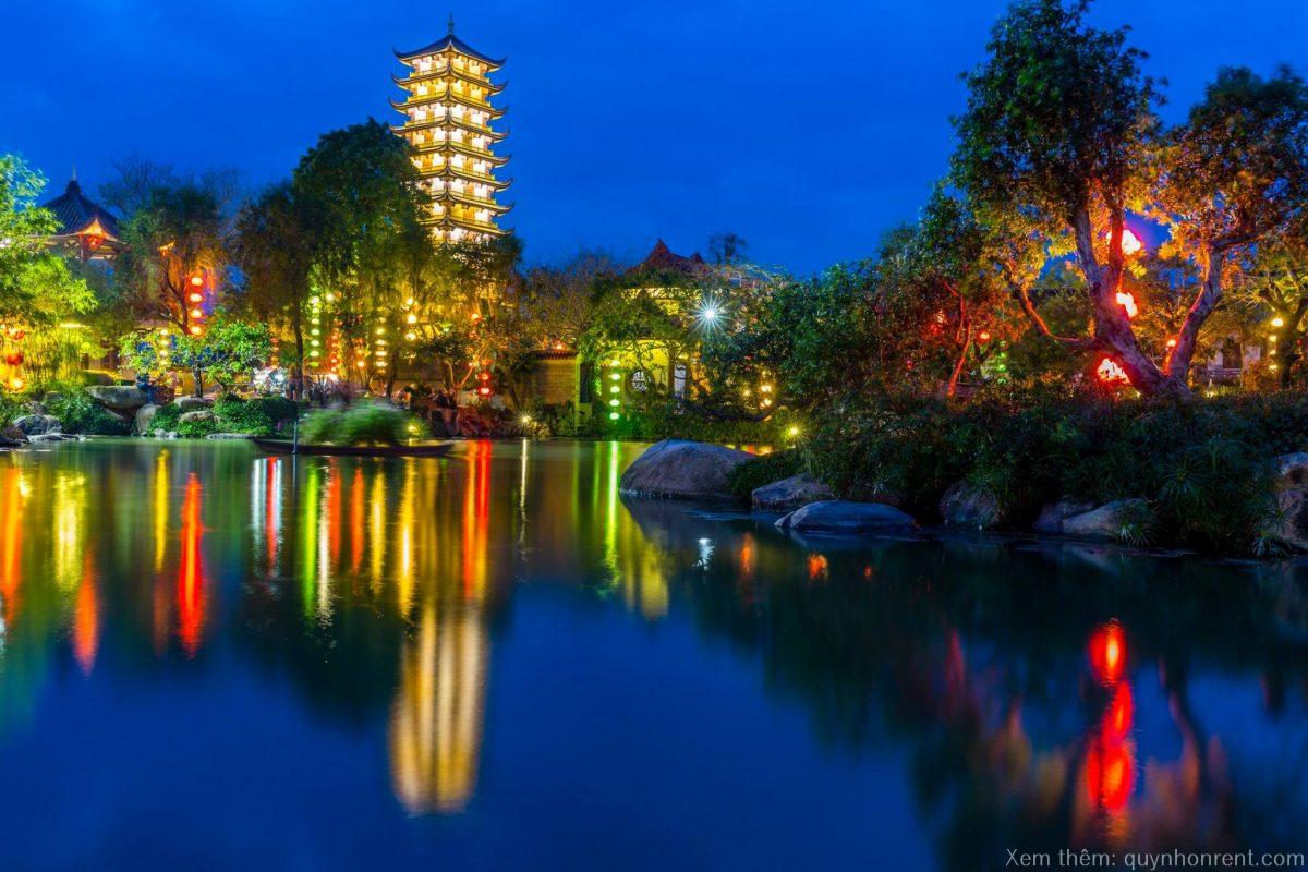 Cảnh đẹp Quy Nhơn Bình Định không thể không xem 2