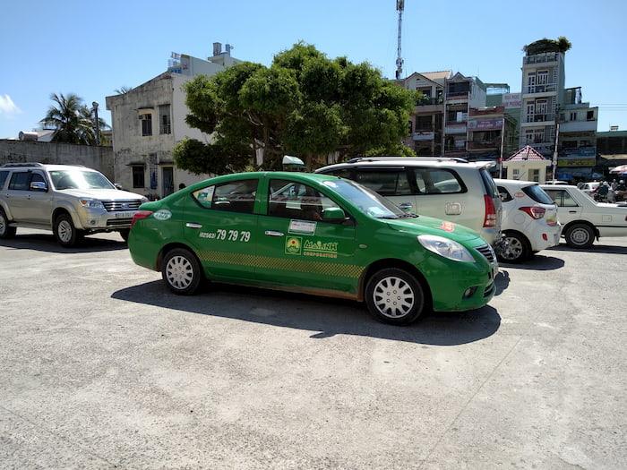 taxi quy nhon binh dinh