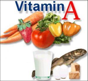 Vai trò của Vitamin A đối với sự phát triển của trẻ