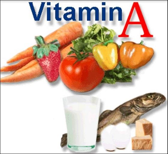 Vai trò của Vitamin A đối với sự phát triển của trẻ 1