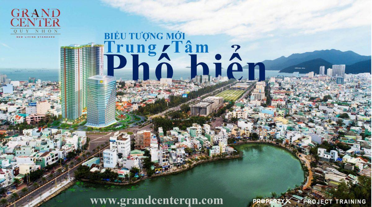 Dự án Grand Center Quy Nhơn