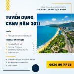Hưng Thịnh Quy Nhơn tuyển dụng năm 2021