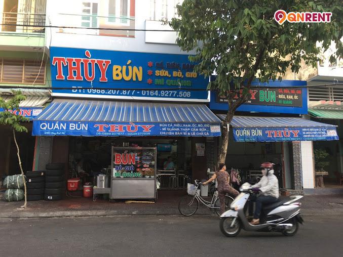 Bún cá Thùy