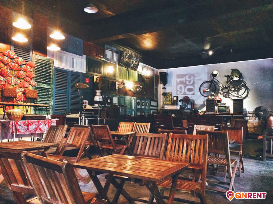 Cafe 1990 Quy Nhơn