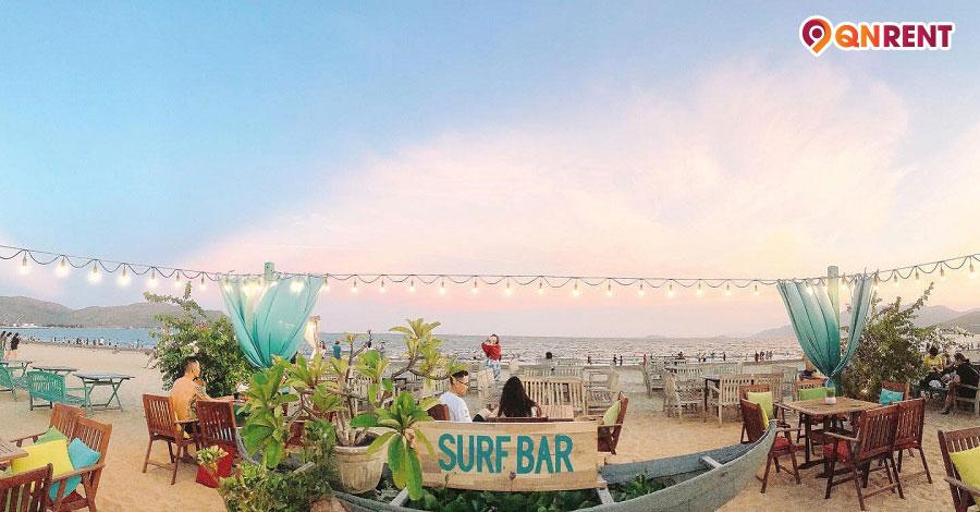 Cảnh Surf Bar Quy Nhơn