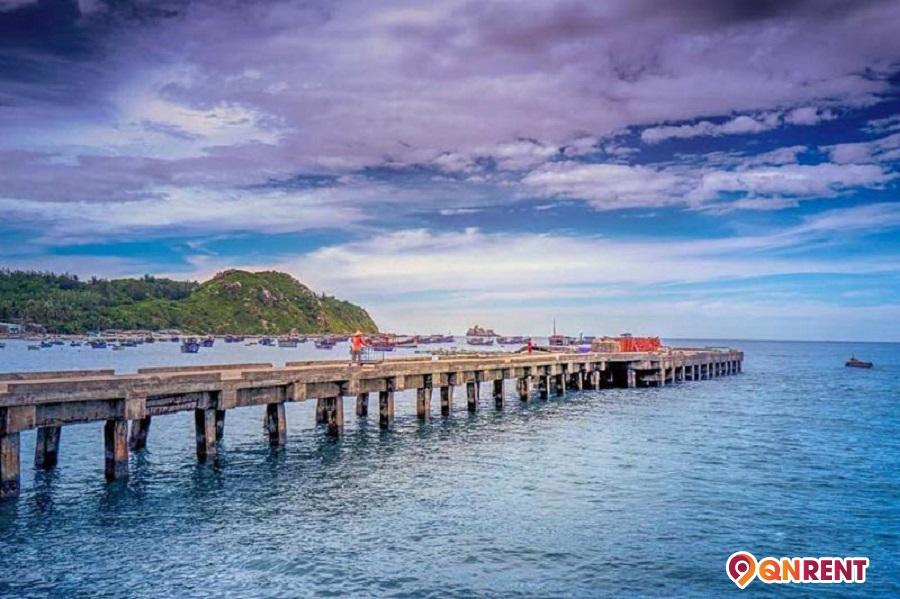 Cầu Cảng Cù Lao Xanh Quy Nhơn