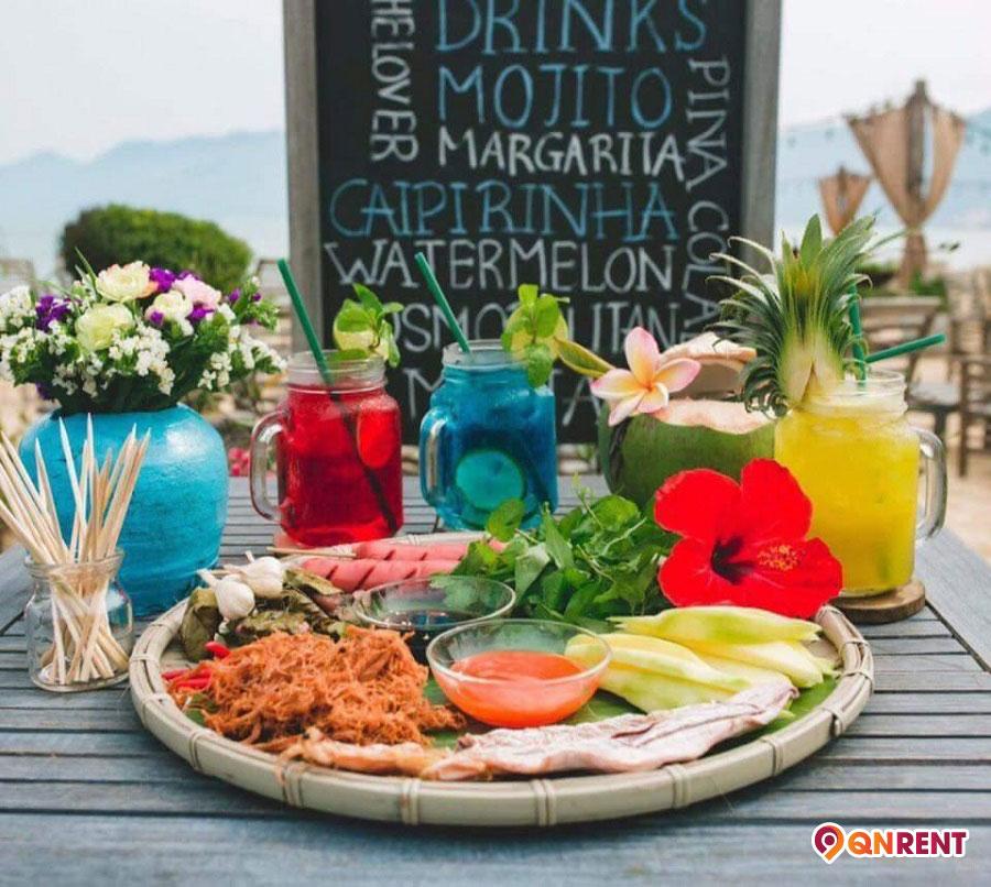 Đồ uống tại Surf Bar