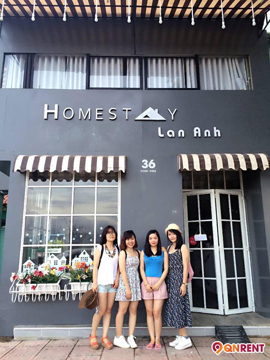 Homestay Lan Anh Quy Nhơn