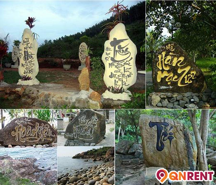 Khu du lịch Hàn Mạc Tử