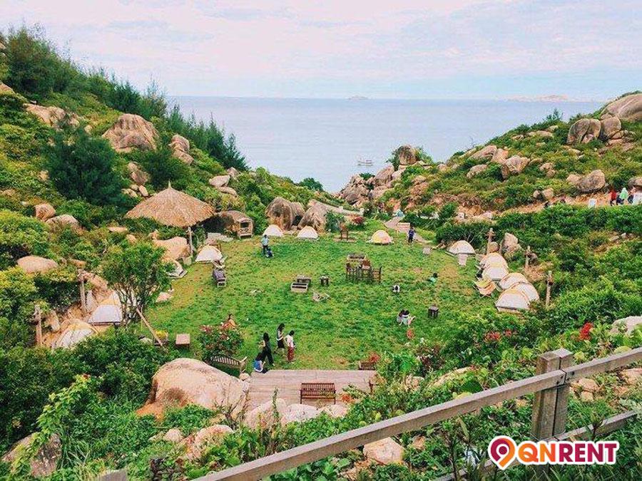 Khu du lịch Trung Lương