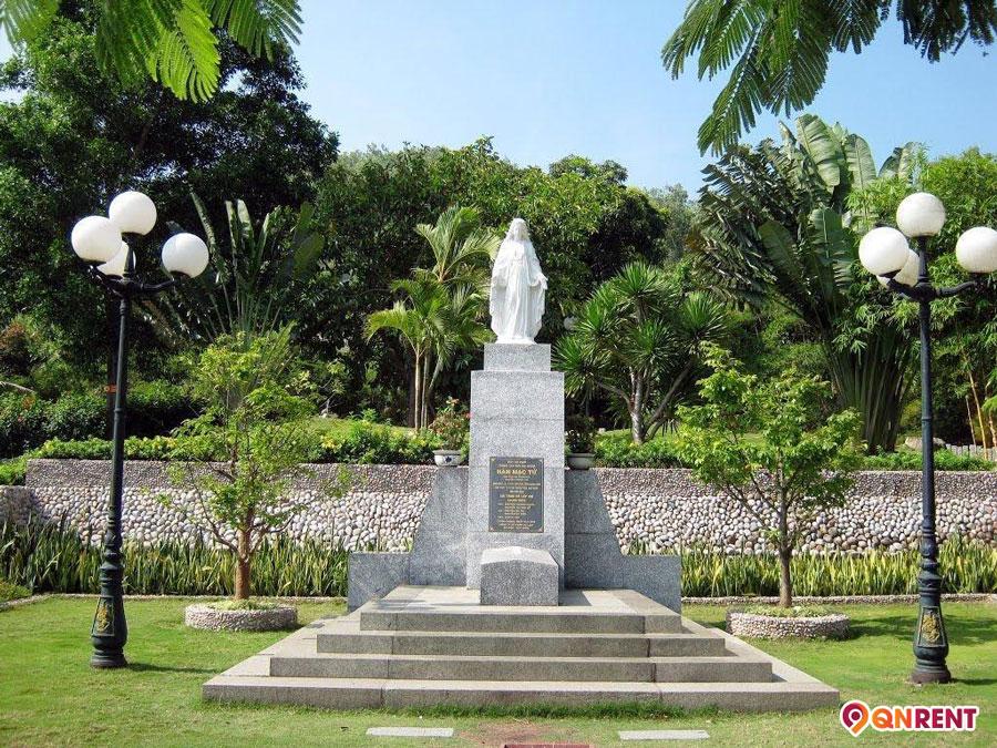 Lăng mộ Hàn Mạc Tử