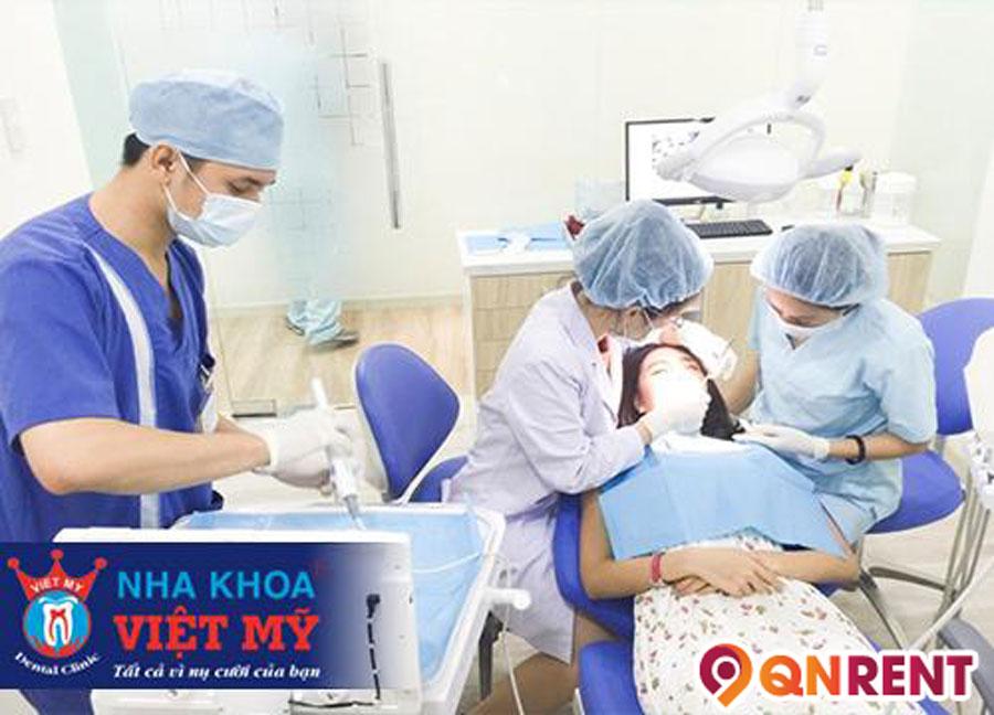 Nha khoa Việt Mỹ Quy Nhơn