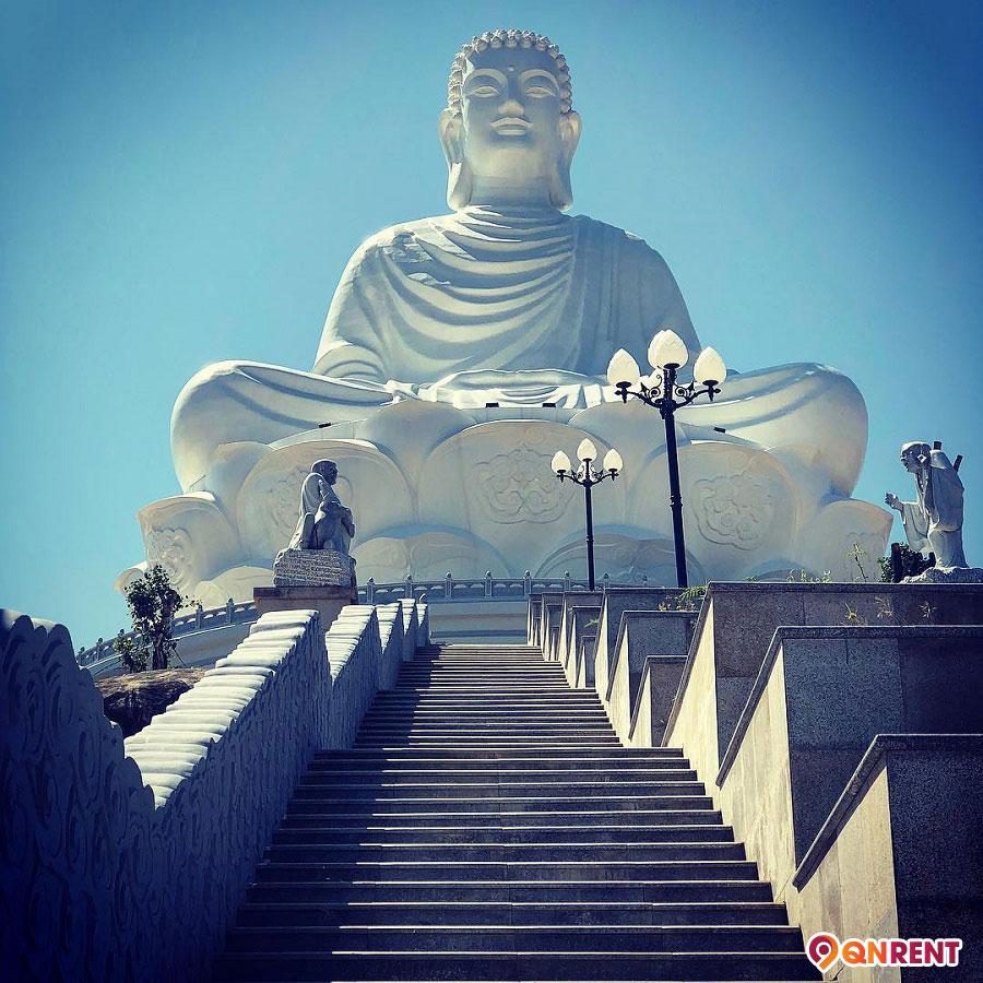Tượng phật chùa ông Núi lớn nhất Việt Nam
