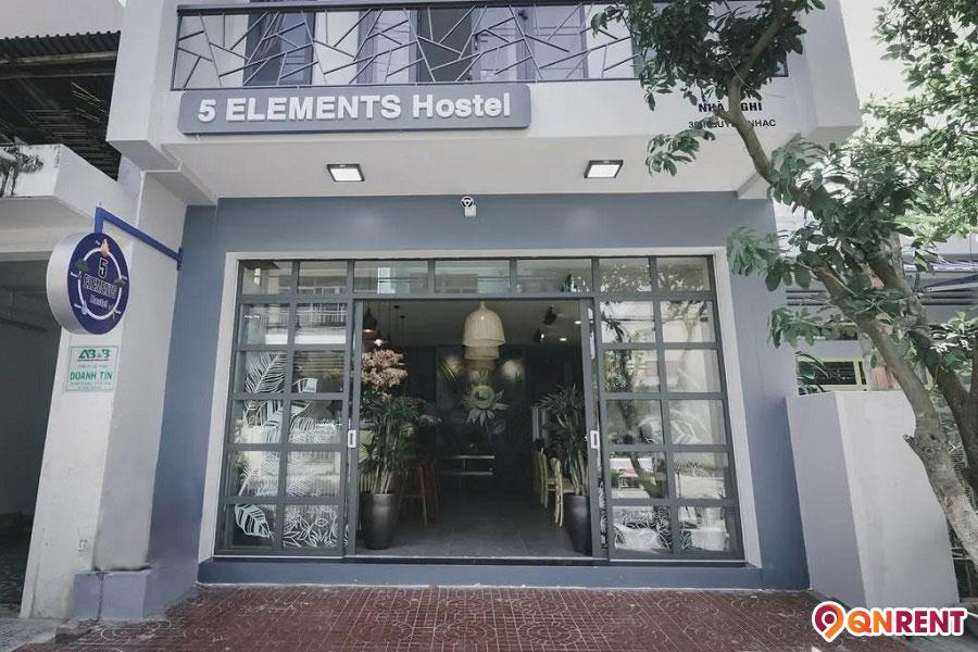 5 Elements Hostel