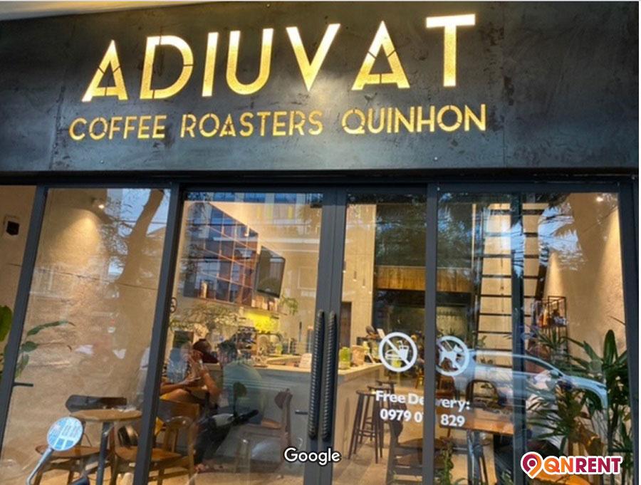 ADIUVAT COFFEE ROASTERS QUI NHON
