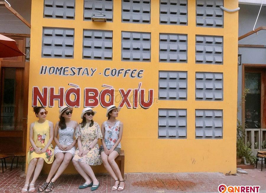 Homestay-Coffee Nhà Bà Xíu