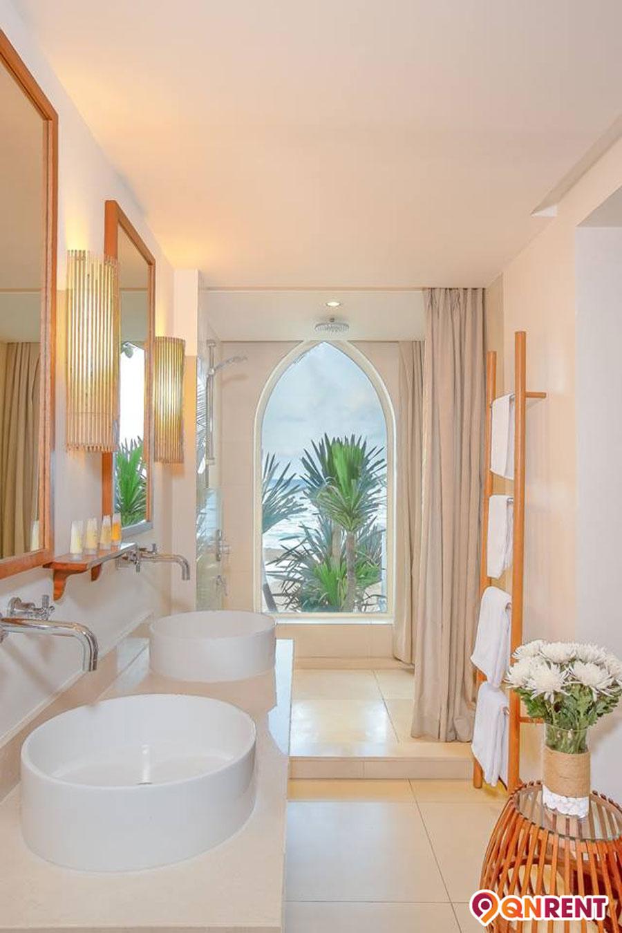 Kiến trúc resort Avani Quy Nhơn