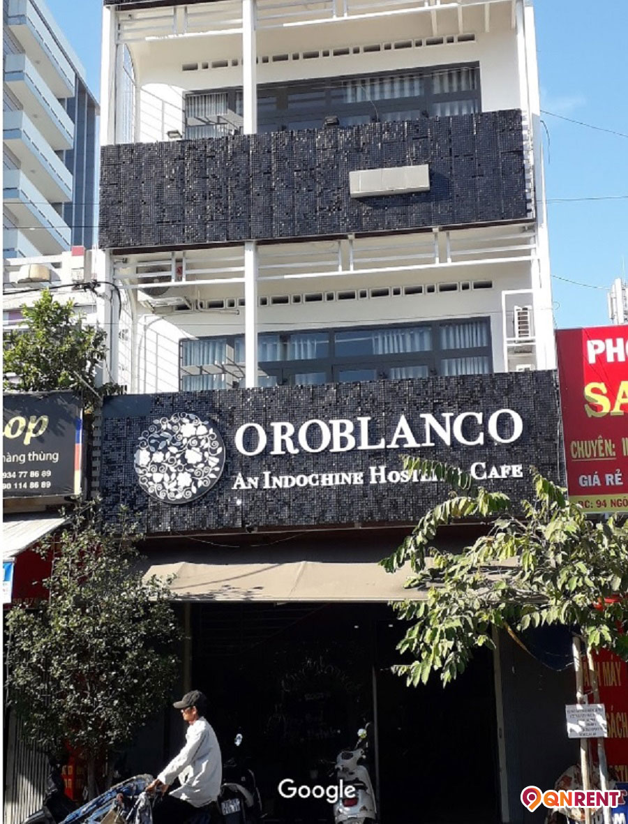 Oroblanco Hostel