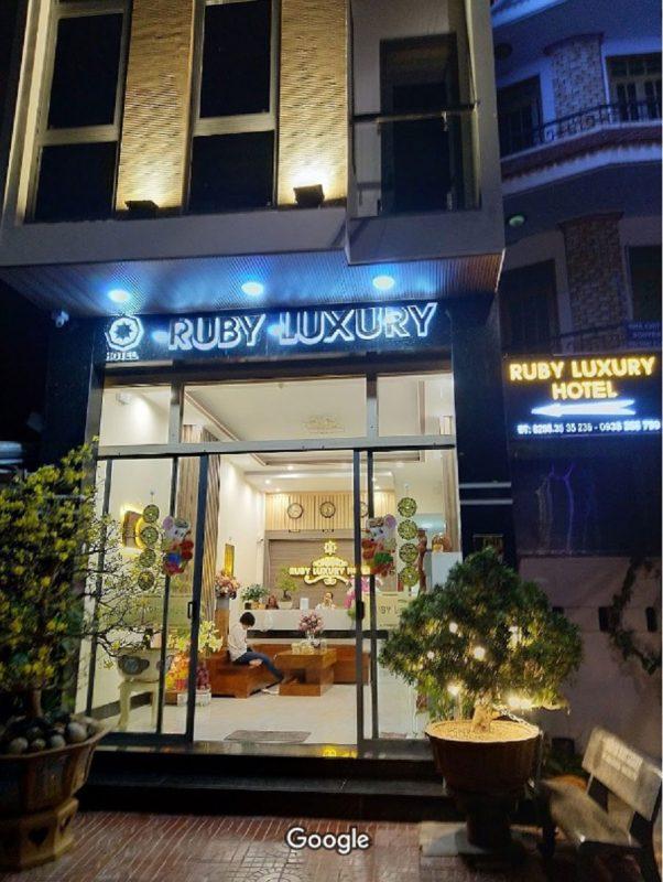 Ruby Luxury Hotel