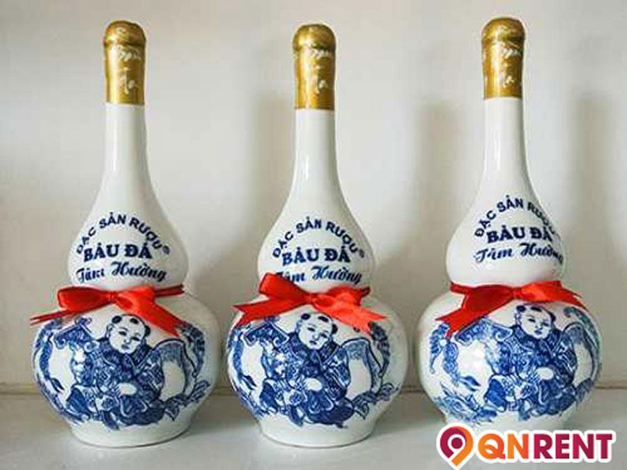 Rượu bầu đá Bình Định