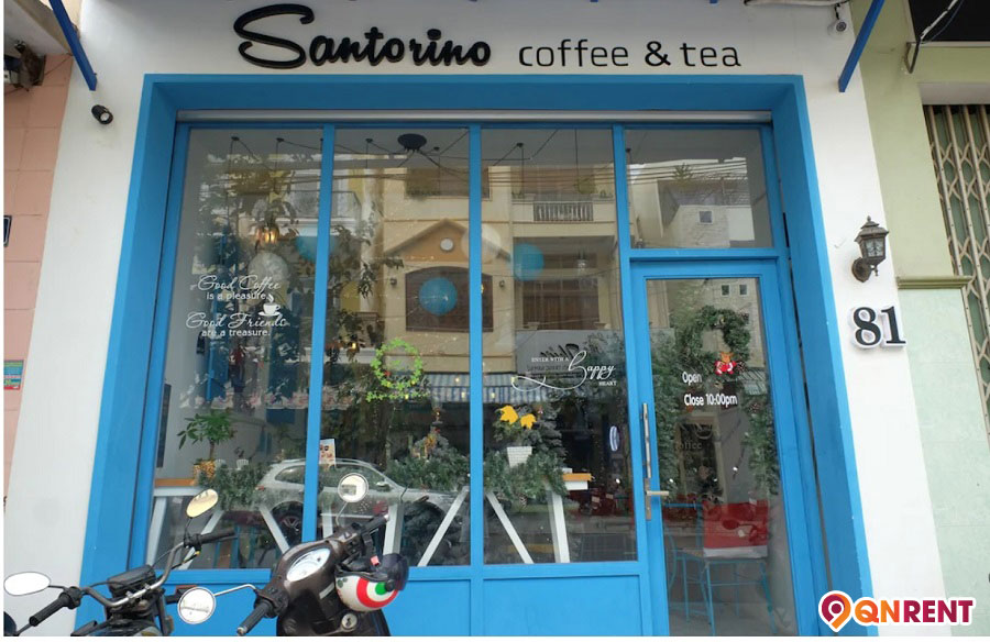 Santorino Coffee & Tea
