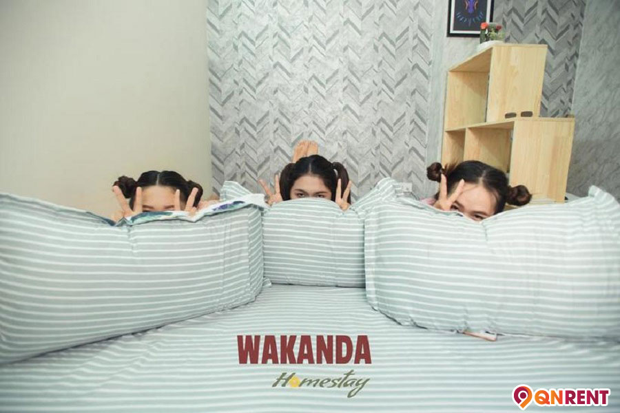 Wakanda Homestay