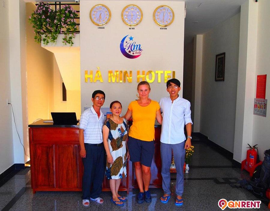 Hà Min Quy Nhơn Hotel
