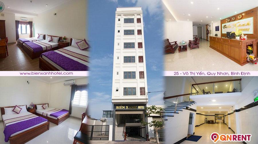 Khách sạn Biển Xanh