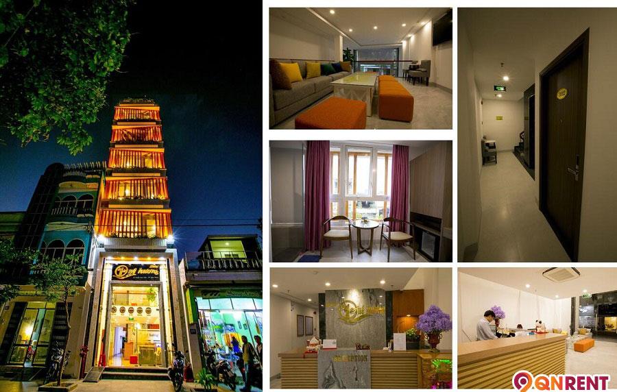 Quê Hương Hotel