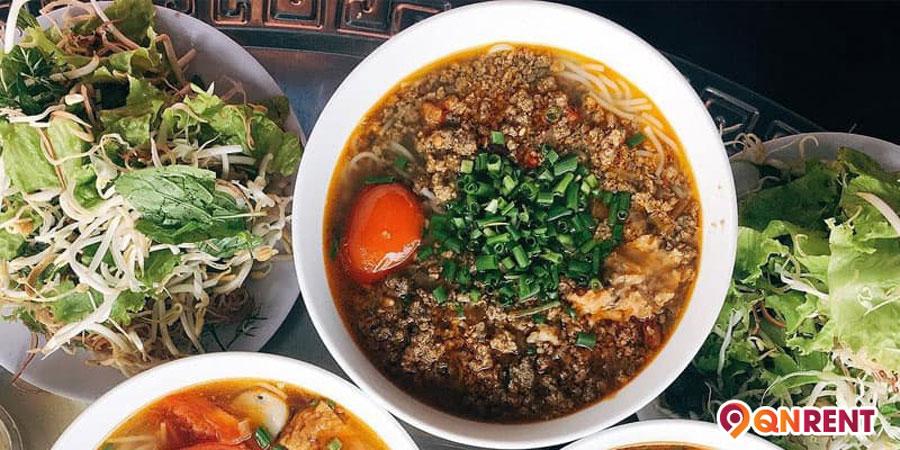 Bún tôm – Rạm 286 Hoàng Văn Thụ Quy Nhơn