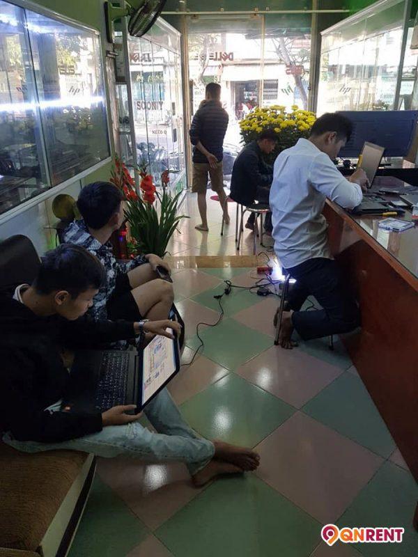 Trung Tâm Laptop Quy Nhơn- Ngọc Phúc Laptop