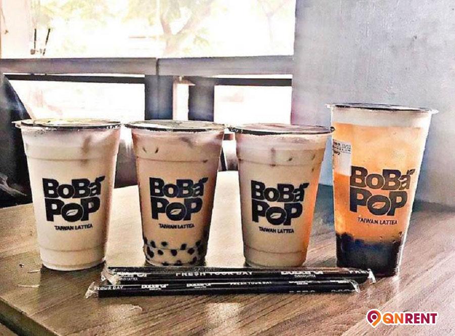 Trà sữa Bobapop Quy Nhơn – 145 Lê Lợi