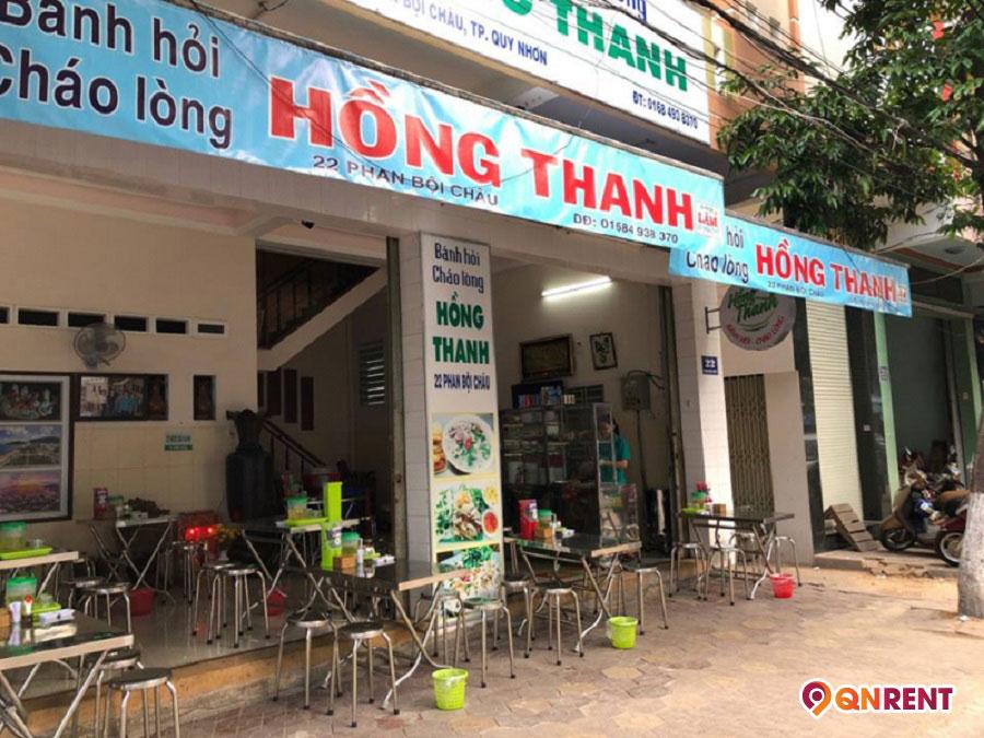 Hồng Thanh – Bánh Hỏi & Cháo Lòng